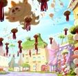 Mikmak Movie - Concept Art - Decorated Square